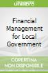 Financial Management for Local Government