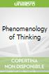 Phenomenology of Thinking