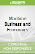 Maritime Business and Economics
