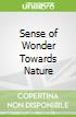 Sense of Wonder Towards Nature
