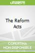 The Reform Acts