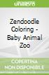 Zendoodle Coloring - Baby Animal Zoo