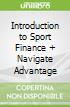 Introduction to Sport Finance + Navigate Advantage