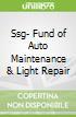 Ssg- Fund of Auto Maintenance & Light Repair