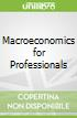 Macroeconomics for Professionals