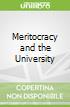 Meritocracy and the University
