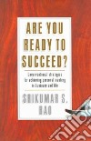 Are You Ready to Succeed? libro str