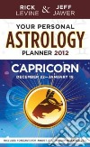 Your Personal Astrology Guide 2012 Capricorn