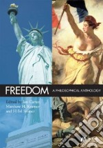 Freedom libro in lingua di Ian Carter