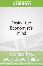 Inside the Economist's Mind libro in lingua di Paul A Samuelson