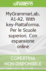 MyGrammarLab Elementary with Key and MyLab Pack libro in lingua di Diane Hall