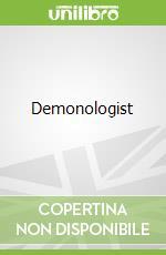 Demonologist libro in lingua di Andrew Pyper