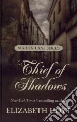 Thief of Shadows libro in lingua di Hoyt Elizabeth