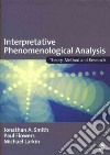 Interpretative Phenomenological Analysis libro str