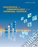 Statistics for Criminal Justice