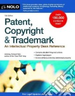 Patent, Copyright & Trademark libro in lingua di Stim Richard