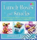 Lunch Boxes and Snacks libro in lingua di Karmel Annabel