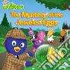 The Mystery of the Jeweled Eggs