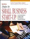 Steps to Small Business Start-Up libro str