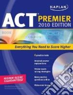 Kaplan Act Premier 2010 libro in lingua di Kaplan