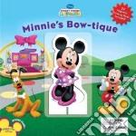 Minnie's Bow-tique libro in lingua di Amerikaner Susan
