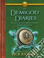 The Demigod Diaries libro in lingua di Riordan Rick