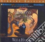 Dragons of the Hourglass Mage (CD Audiobook) libro in lingua di Weis Margaret, Hickman Tracy, Burr Sandra (NRT)