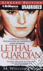 Lethal Guardian (CD Audiobook) libro in lingua di Phelps M. William, Charles J. (NRT)