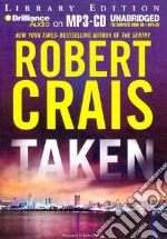 Taken (CD Audiobook) libro in lingua di Crais Robert, Daniels Luke (NRT)