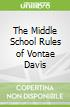 The Middle School Rules of Vontae Davis