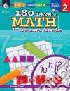 180 Days of Math for Second Grade libro str