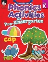 Phonics for Pre-kindergarten