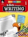 180 Days of Writing for First Grade libro str