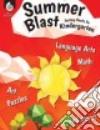 Summer Blast libro str