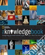 The Knowledge Book libro in lingua di National Geographic Society (U. S.)