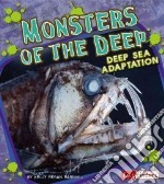 Monsters of the Deep libro in lingua di Barnhill Kelly Regan