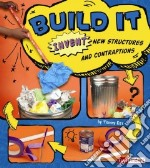 Build It libro in lingua di Enz Tammy
