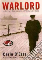 Warlord libro in lingua di D'Este Carlo, Weiner Tom (NRT)