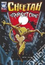 Cheetah and the Purrfect Crime libro in lingua di Sutton Laurie S., Vecchio Luciano (ILT)