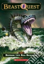 Sepron the Sea Serpent libro in lingua di Blade Adam