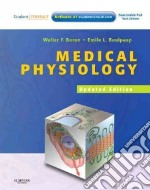 Medical Physiology libro in lingua di Walter F Boron