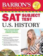 Barron's SAT Subject Test libro in lingua di Senter Kenneth R.