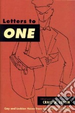 Letters to One libro in lingua di Loftin Craig M. (EDT)