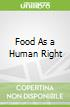 Food As a Human Right