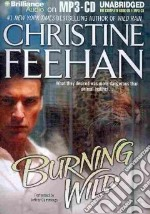 Burning Wild (CD Audiobook) libro in lingua di Feehan Christine, Cummings Jeffrey (NRT)