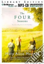 The Four Seasons (CD Audiobook) libro in lingua di Monroe Mary Alice, Burr Sandra (NRT)