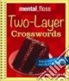 Mental Floss Two-Layer Crosswords