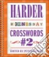 Harder Wednesday Crosswords #2