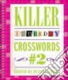 Killer Thursday Crosswords # 2
