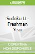 Sudoku U - Freshman Year